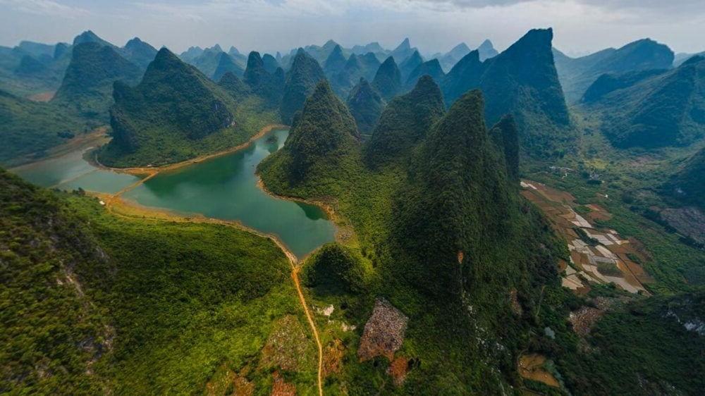 Parque Nacional Guilin Lijiang