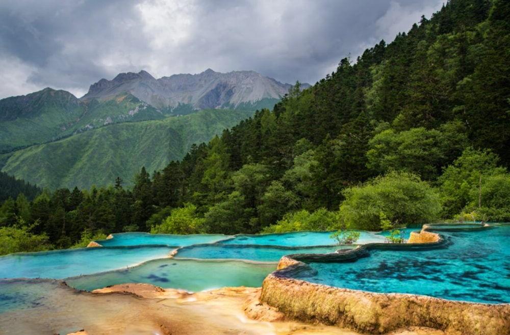 Parque Nacional Huanglong