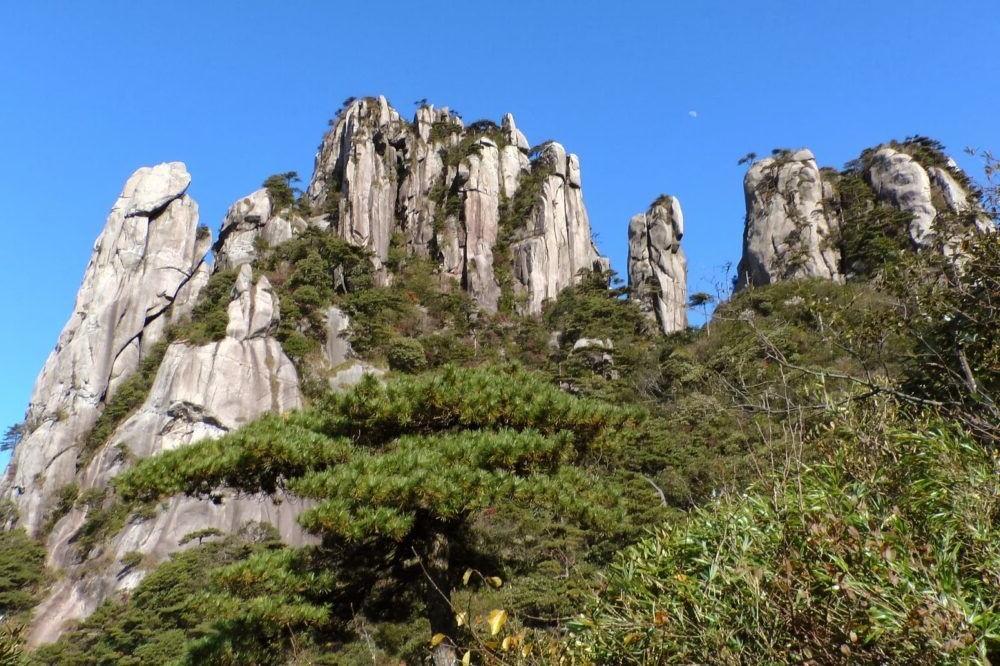 Parque Nacional Sanqingshan