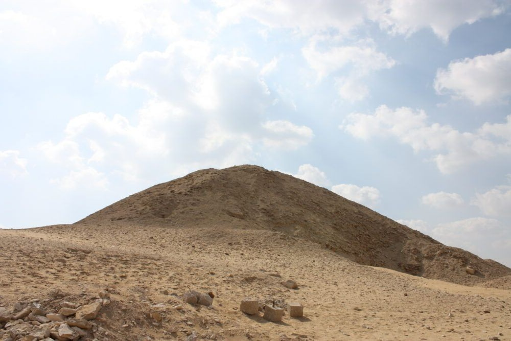Las 12 pirámides más fascinantes de Egipto