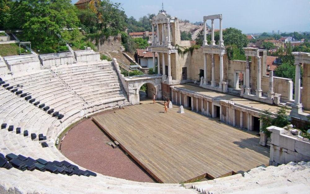 Plovdiv Roman Theater