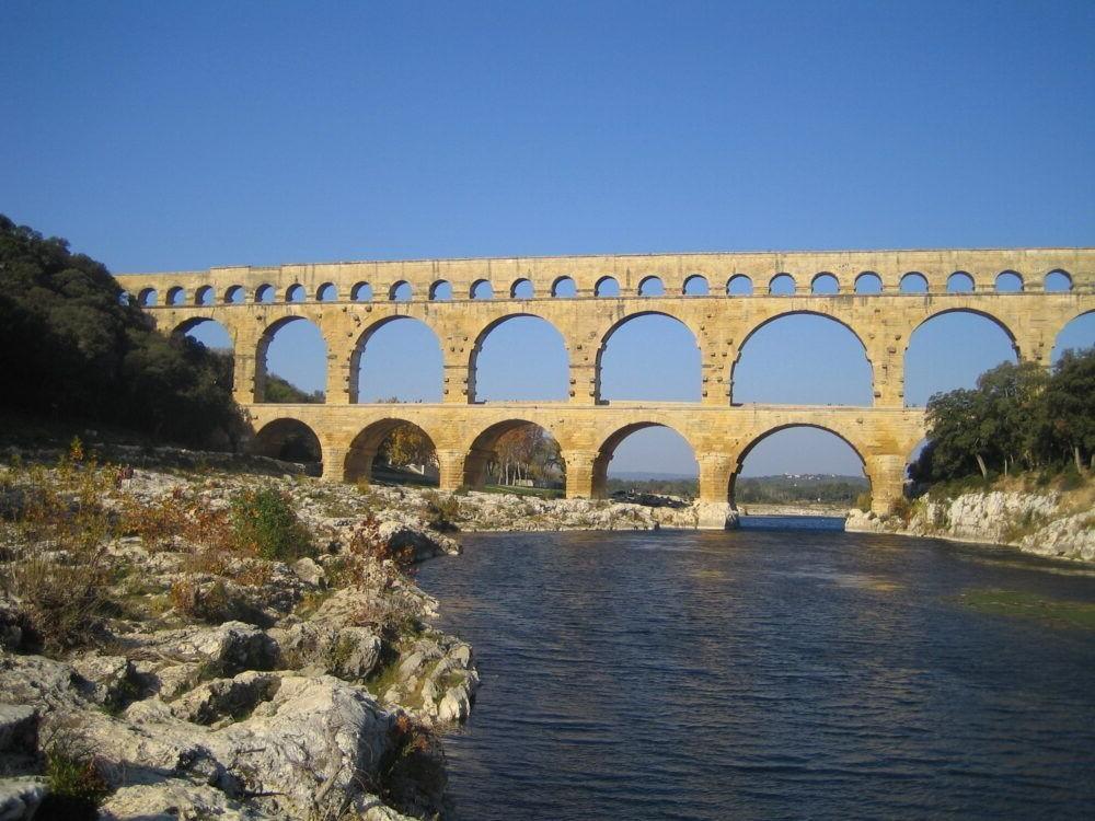 Provence Pont du Gard
