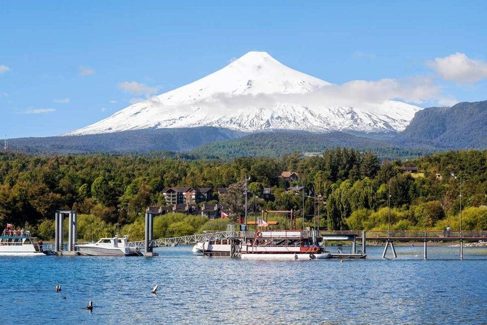 12 Principales Destinos en la Región de los Lagos, Chile