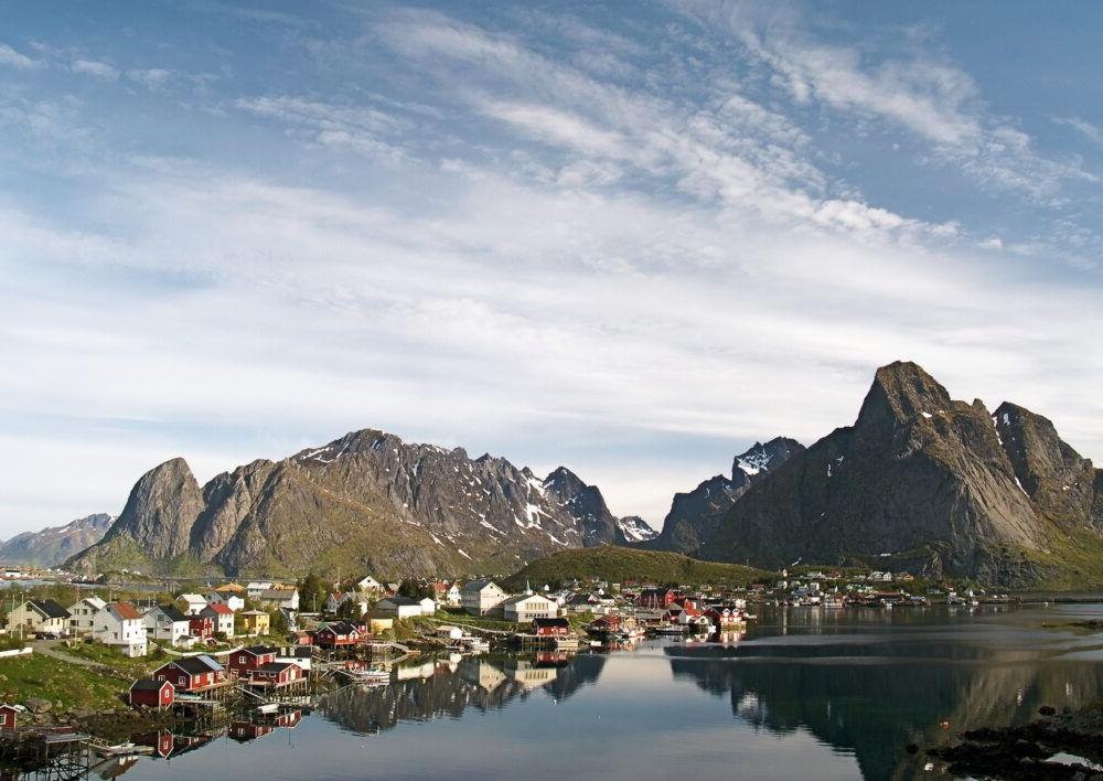 Las 12 ciudades más pintorescas de Noruega