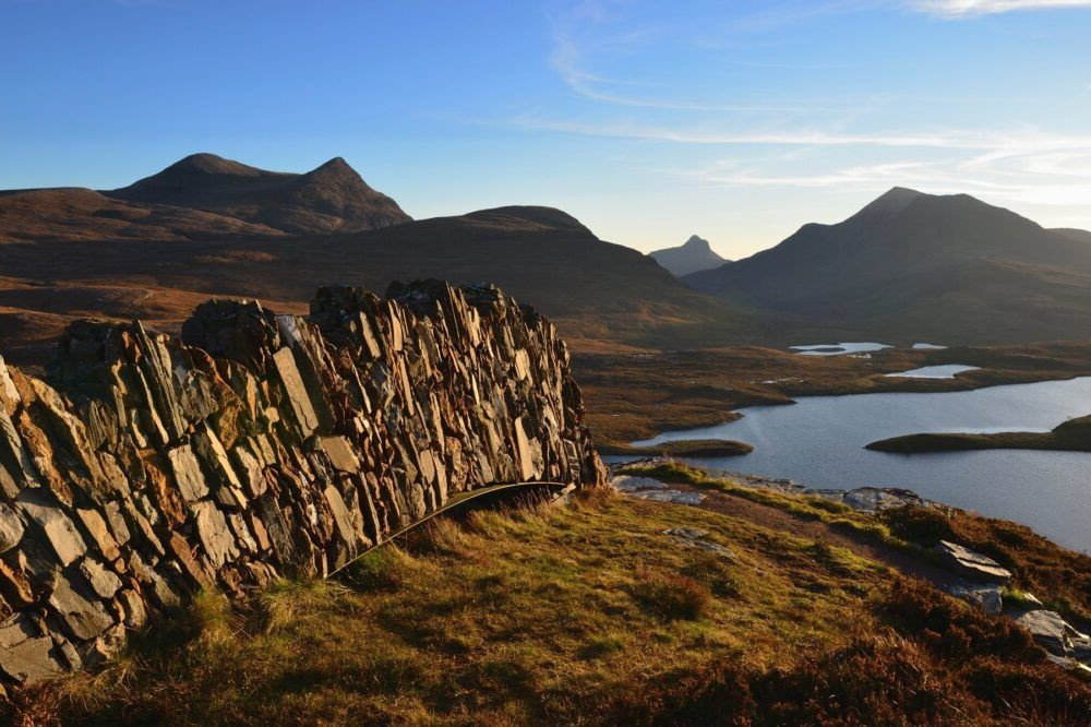 Reserva Natural Nacional de Knockan Crag