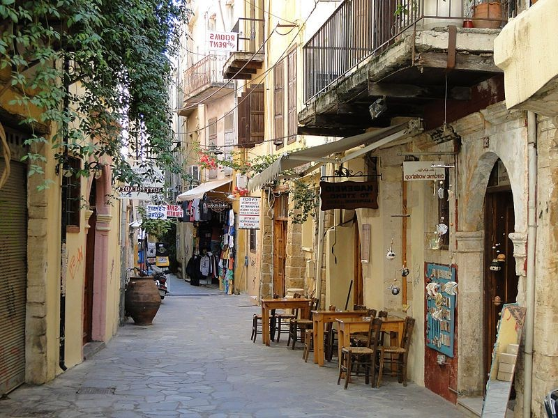 Rethymnon Old Town