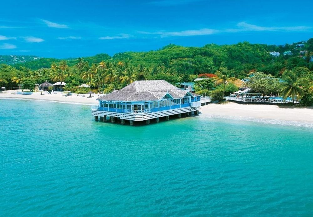 Sandals Halcyon Beach Resort Castries