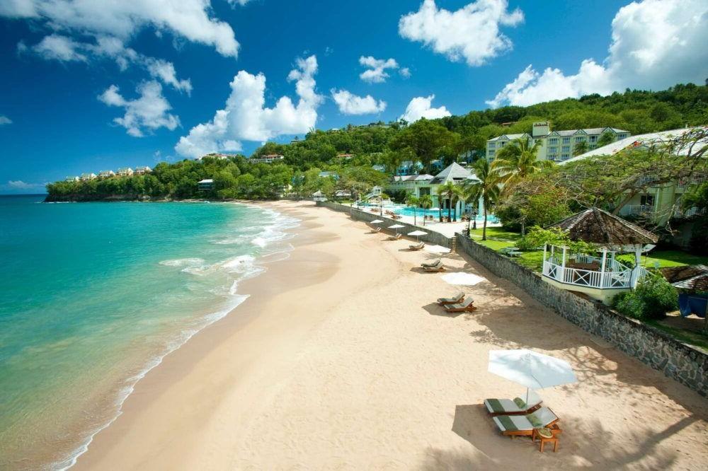 Sandals Regency Golf Resort Spa Castries