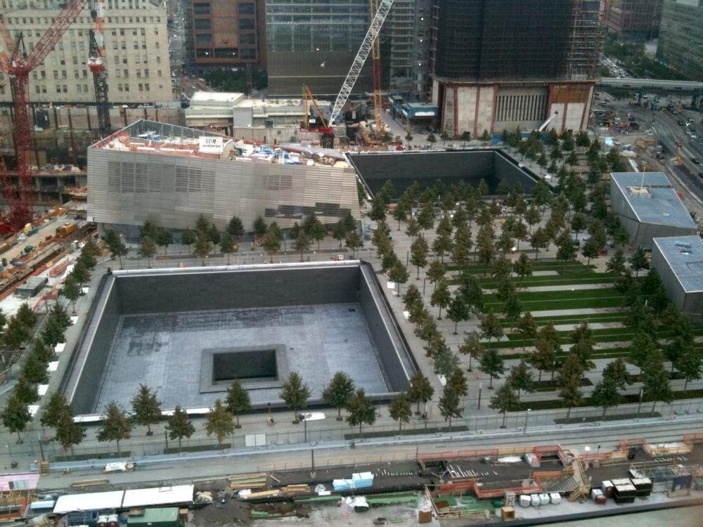 Septiembre 11 Memorial