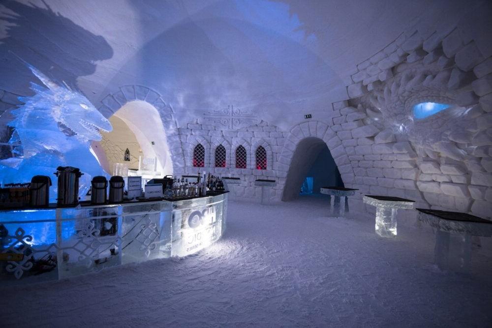 Snow Village Hotel Kittila