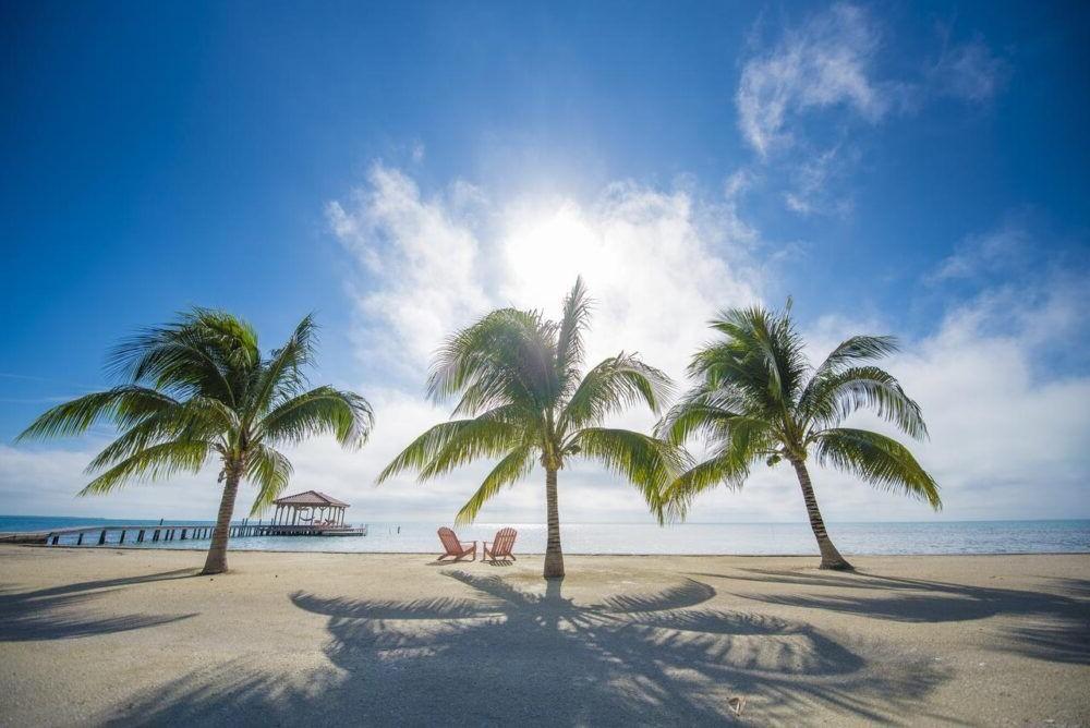St Georges Caye Resort