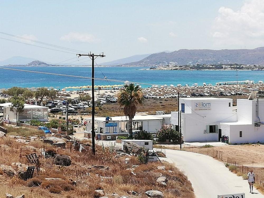 Donde alojarse en Naxos: Los mejores Hoteles y ciudades