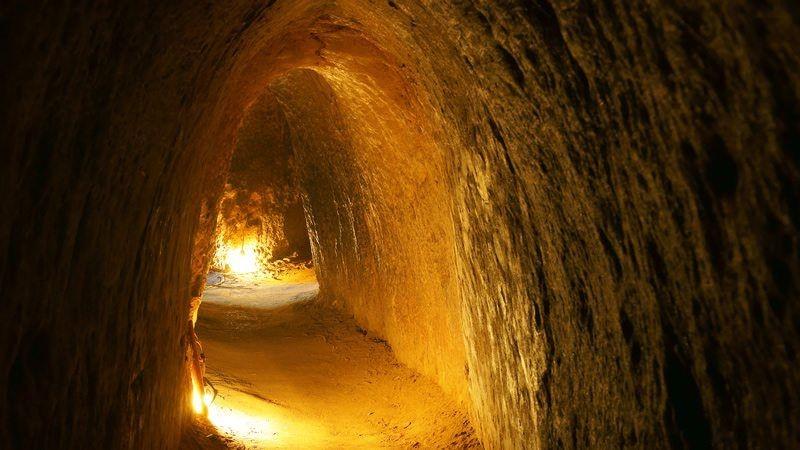 Túneles de Cu Chi (viaje de un día desde el HCMC)