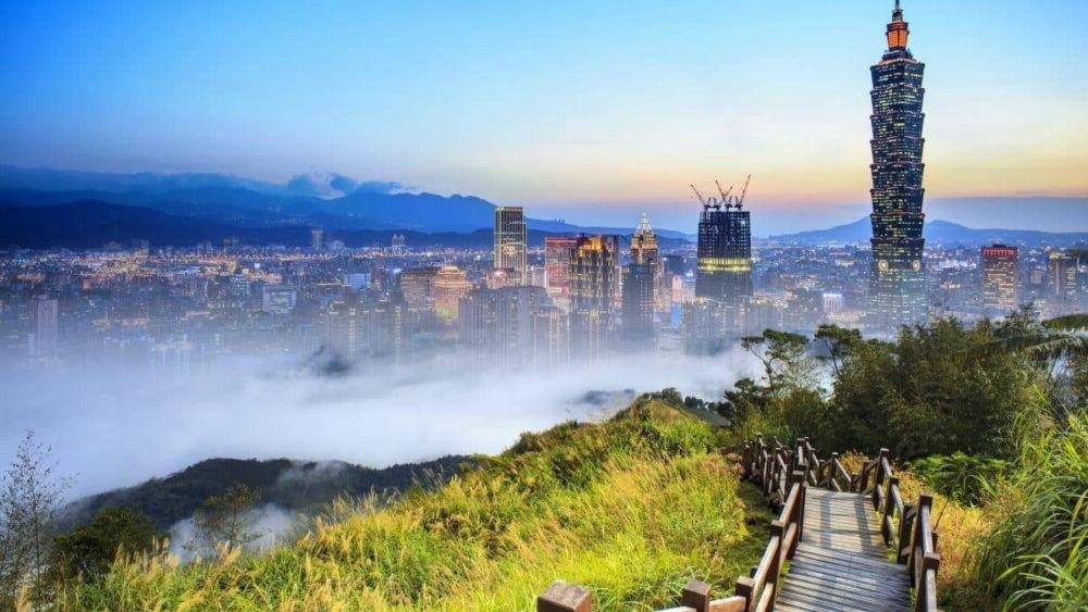 Guía turística de Taiwán
