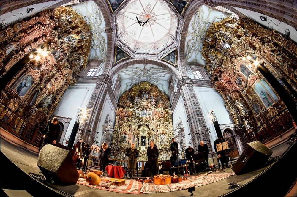 Templo La Valenciana