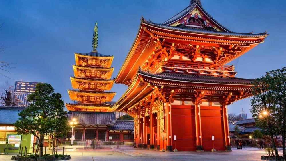 10 atracciones turísticas más importantes de Tokio