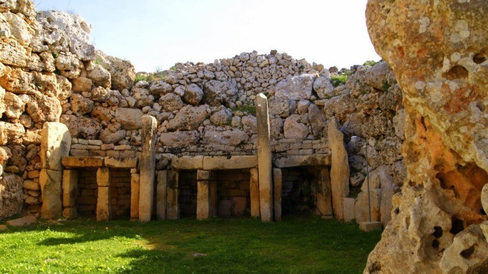 Templos de Ggantija