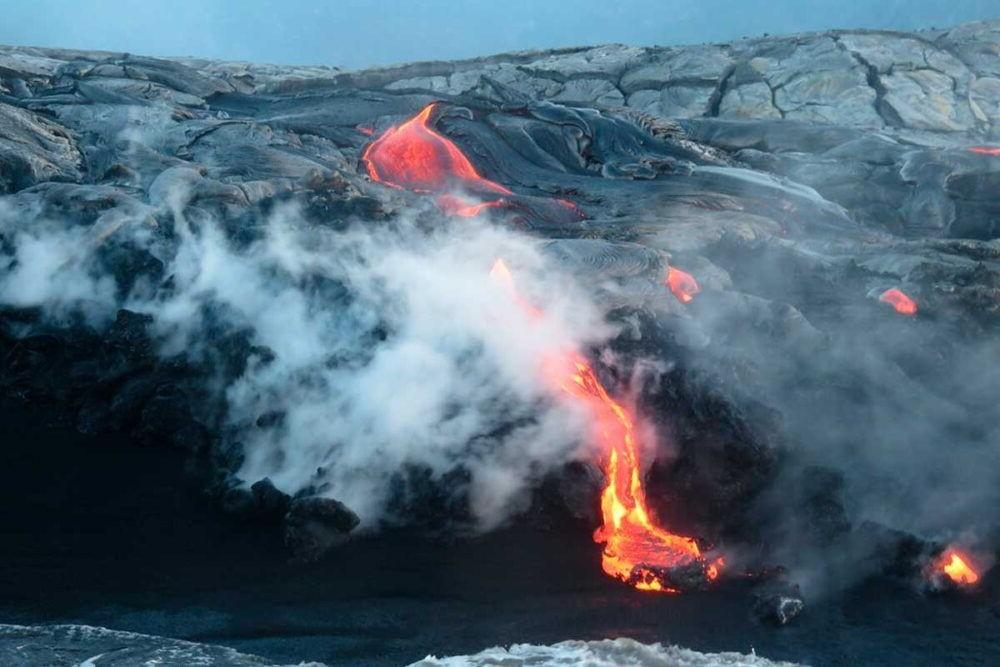 Volcanes de Hawai (Hawai)