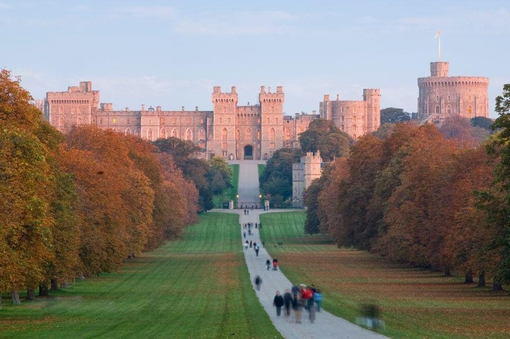 Los 10 castillos más bellos de Inglaterra