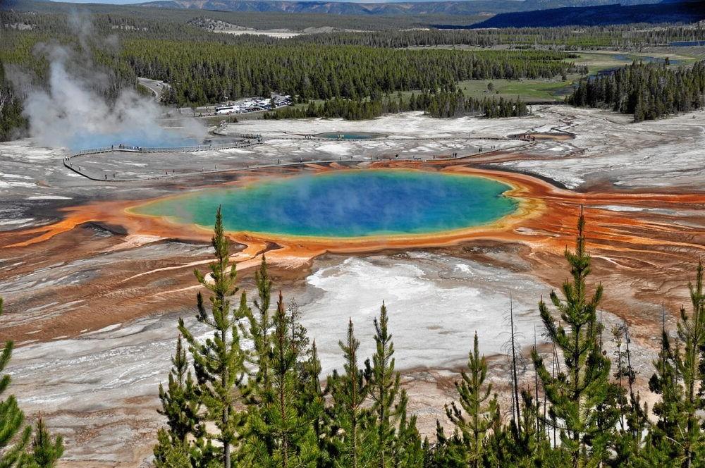 10 Mejores Lugares para Visitar en Wyoming