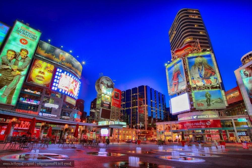 Donde alojarse en Toronto