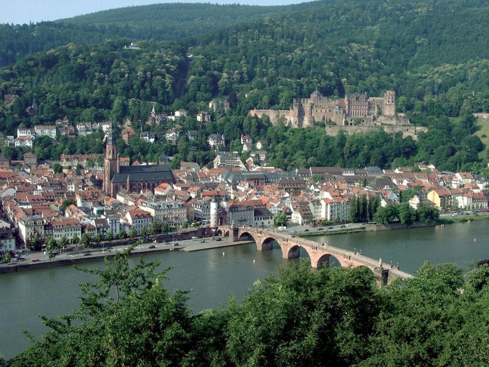 Destino Europa, Heidelberg