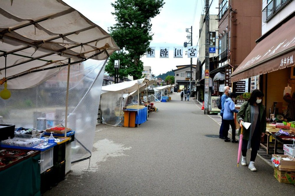 Destino Japón, Miyagawa Morning Market