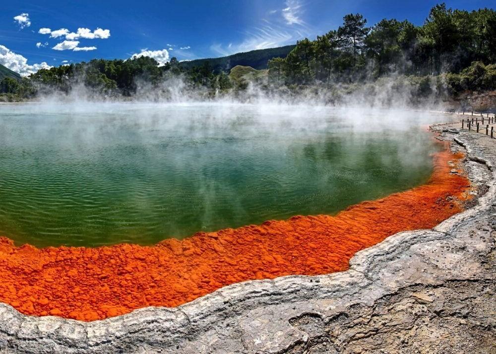 Destino Rotorua New Zealand