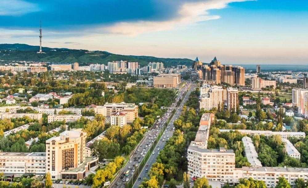 10 mejores lugares para visitar en Kazajstán 2
