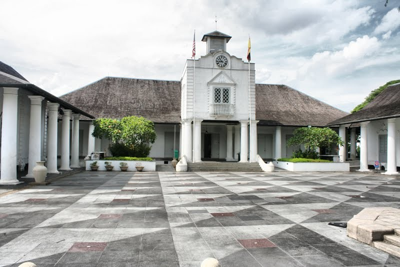 Antiguo Palacio de Justicia kuching malasia