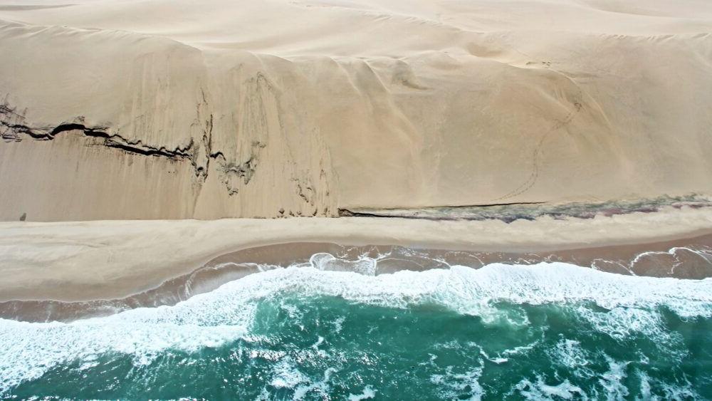Atracción turística Skeleton Coast