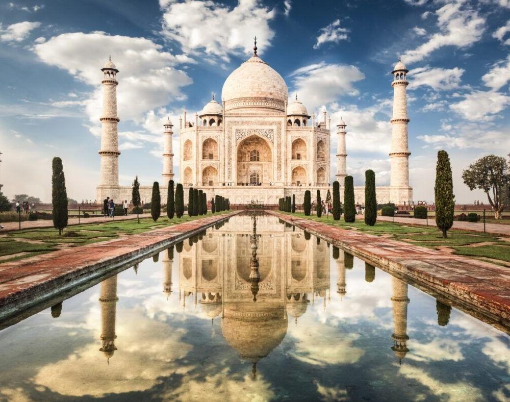Atraccion turistica de India, Taj Mahal