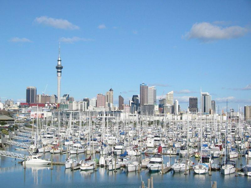 Las 12 mejores ciudades para visitar en Nueva Zelanda