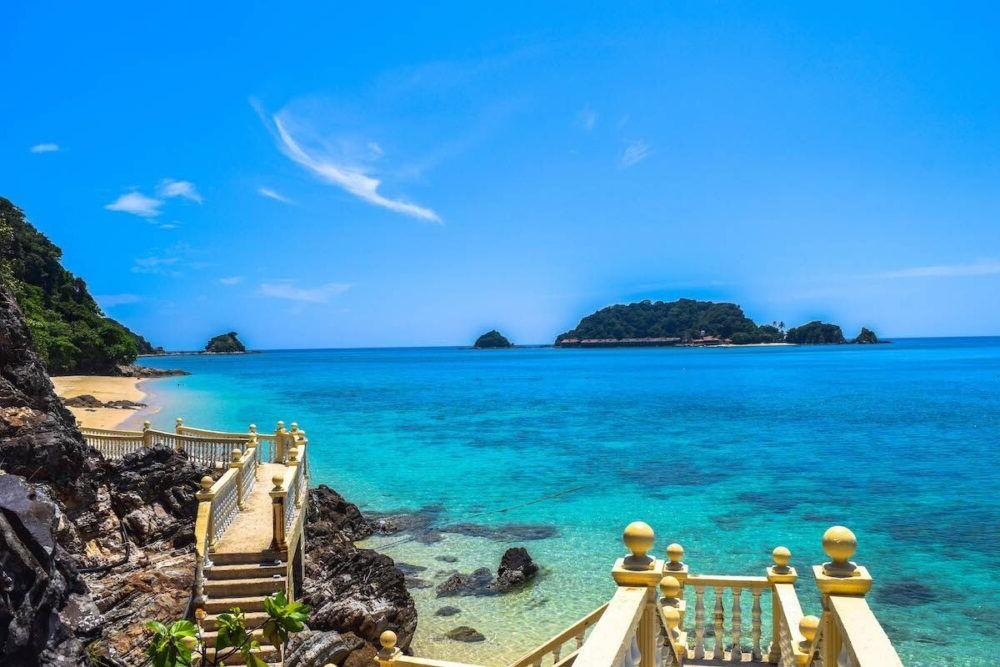 Beaches Islands