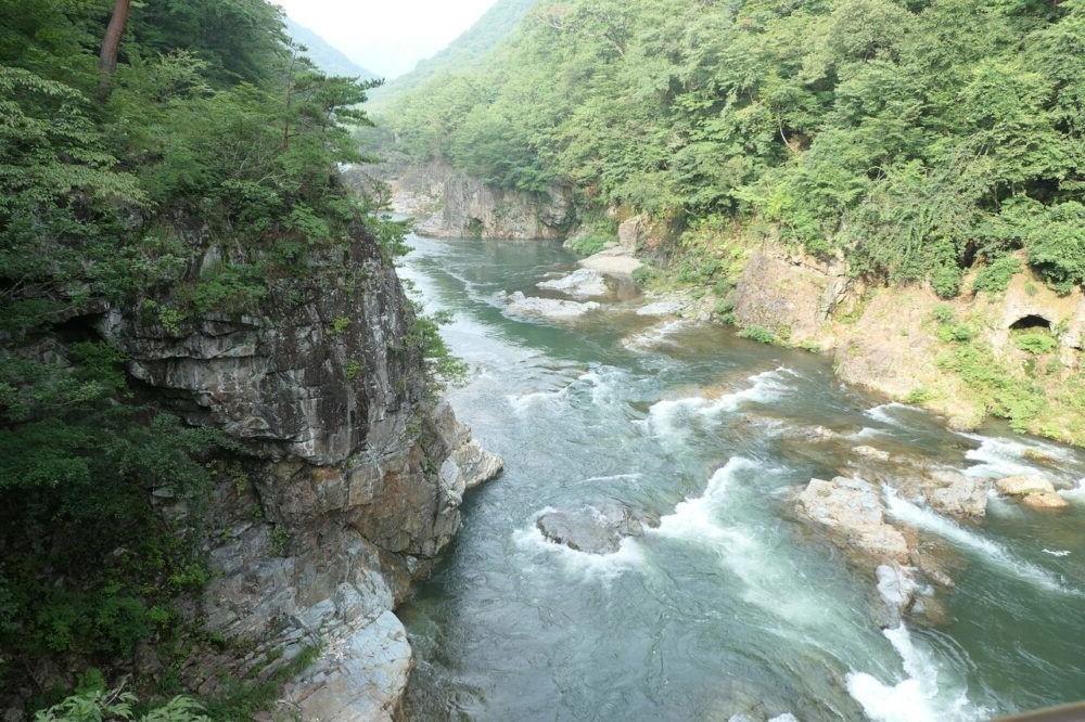 Cañón de Ryuokyo