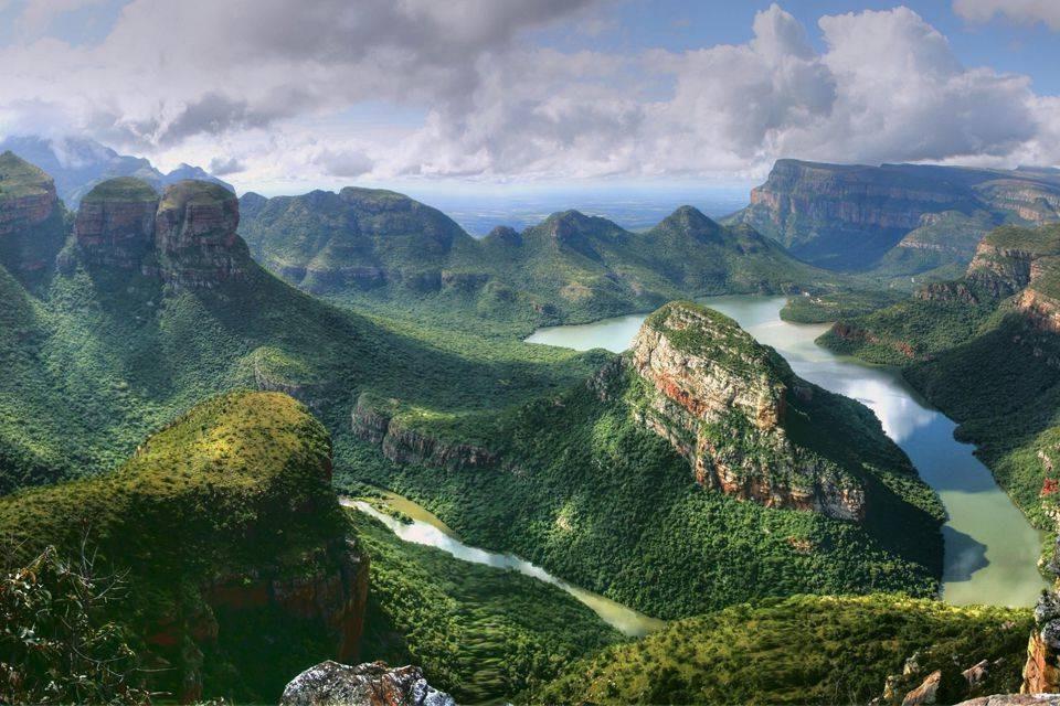Cañón del río Blyde