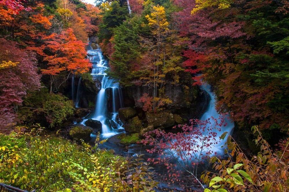 Cascada de Ryuzu
