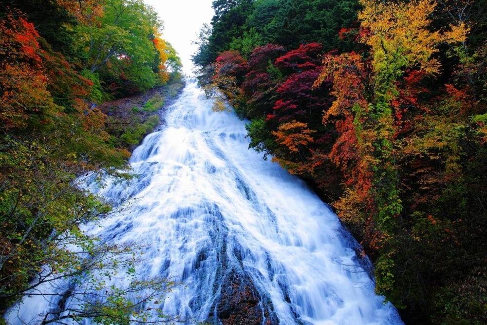 Cataratas Yudaki
