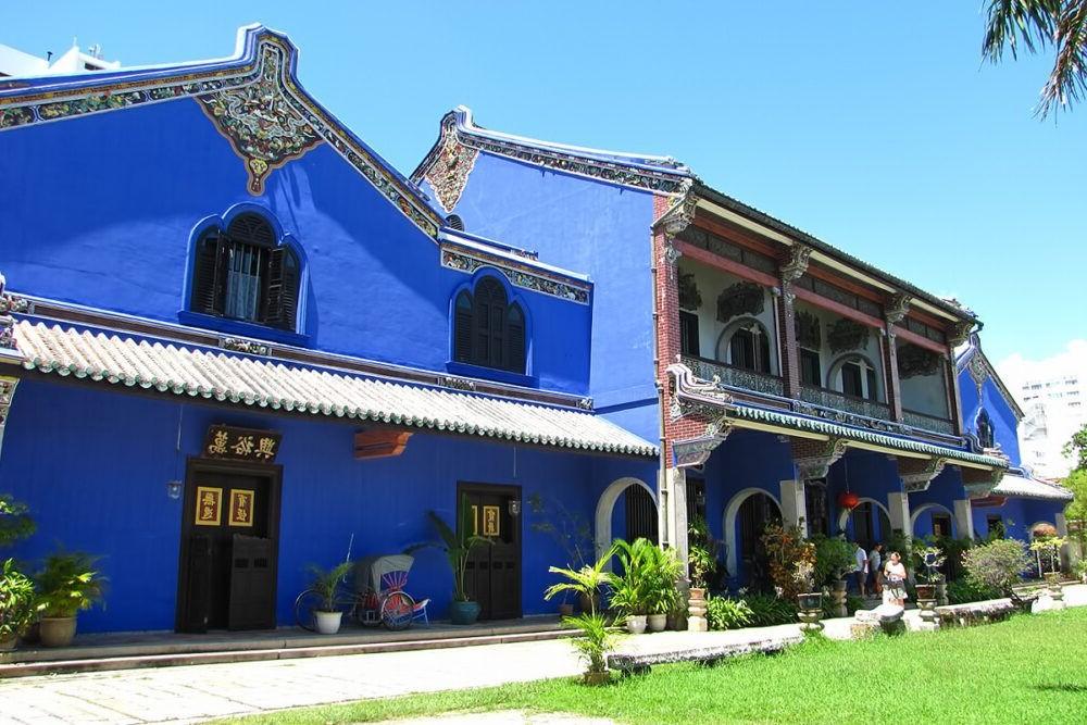 Cheong Fatt Tze Mansion Penang Island