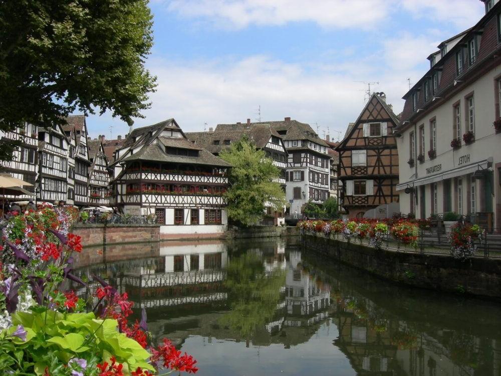 Ciudad vieja de Estrasburgo