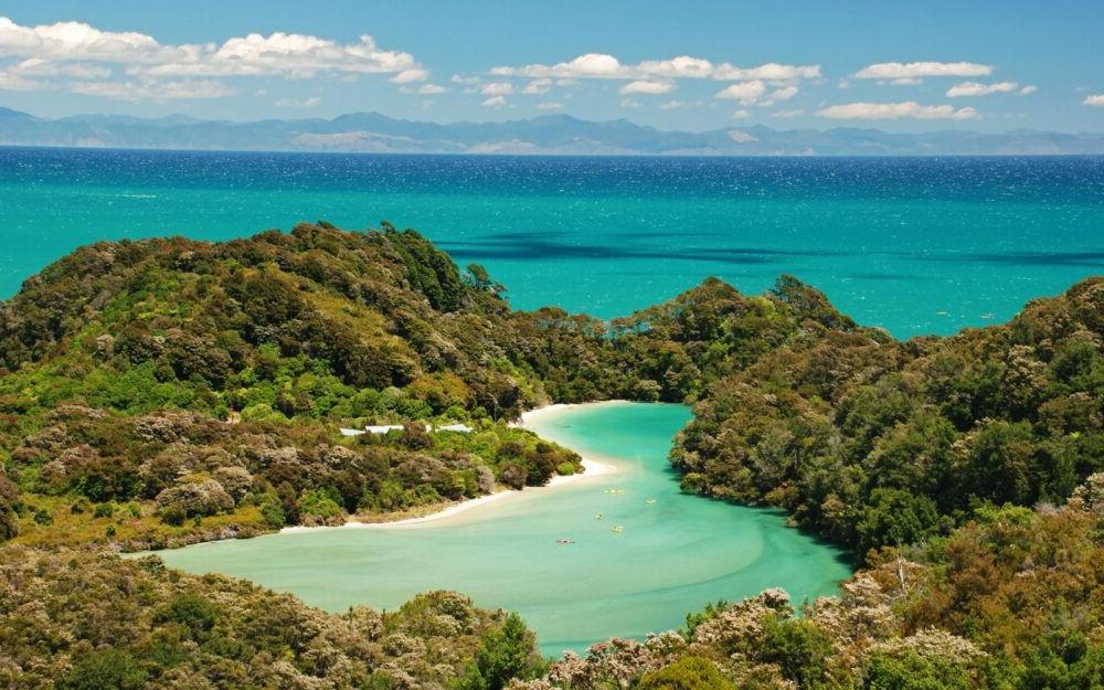 Destino Abel Tasman National Park