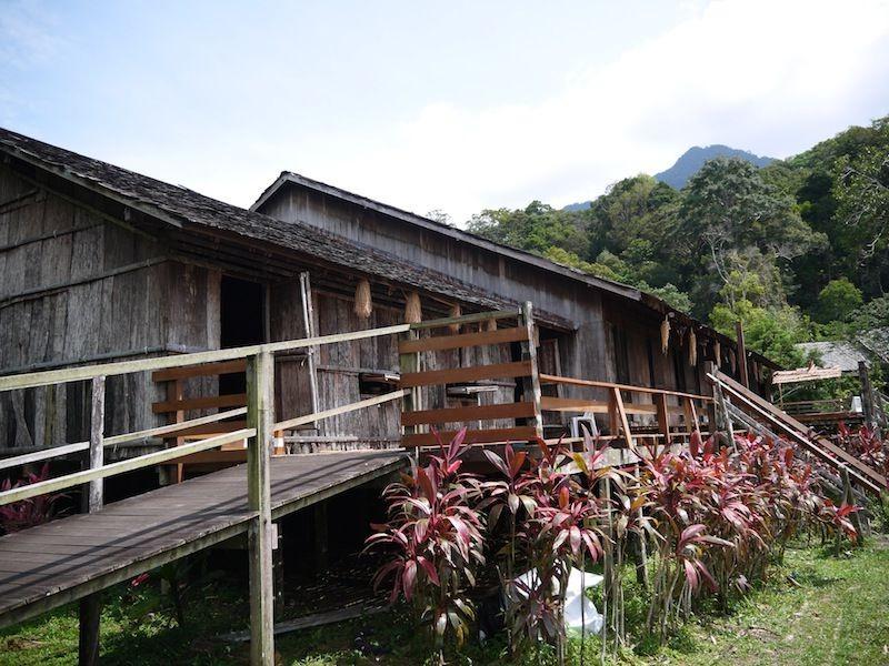 Destino Aldea Cultural Sarawak Malasia