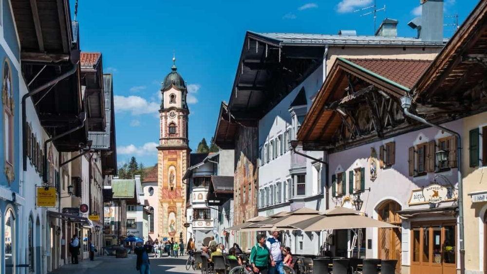 Destino Alemania, Mittenwald