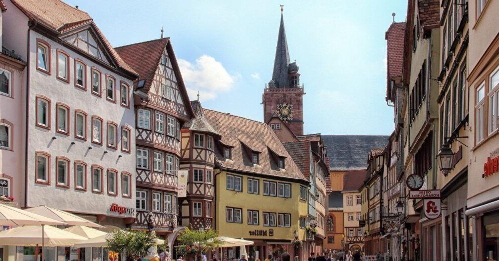 Destino Alemania, Wertheim am Main