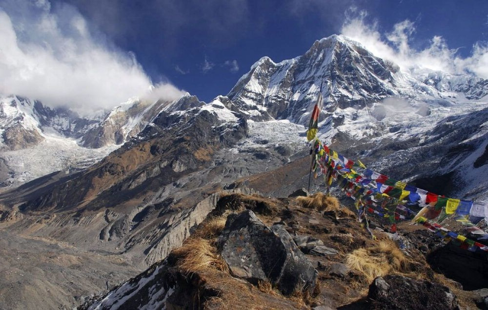Destino Annapurna Sanctuary Trek