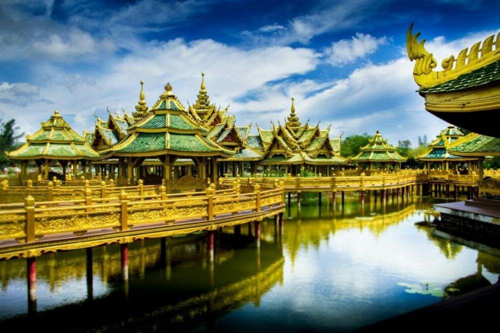 Destino Antigua Siam bangkok