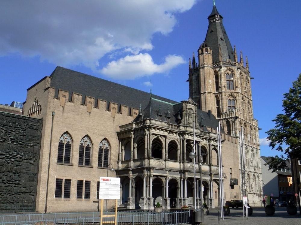 Destino Ayuntamiento de Colonia