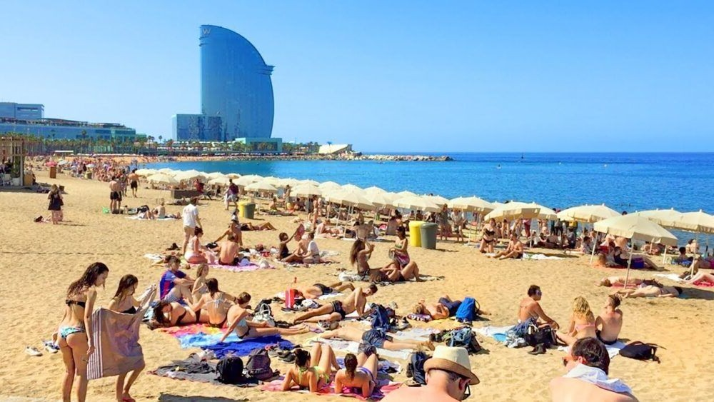 Destino Barceloneta Beach