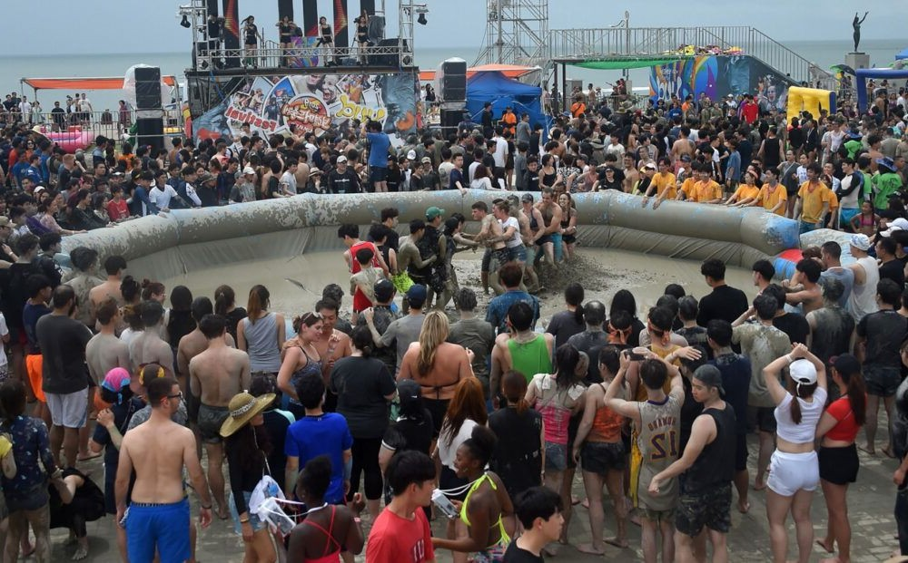 Destino Boryeong Mud Festival