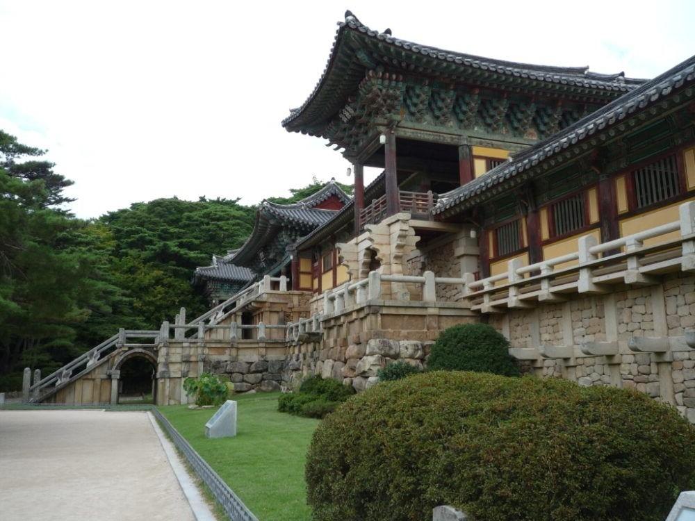 Destino Bulguksa Temple